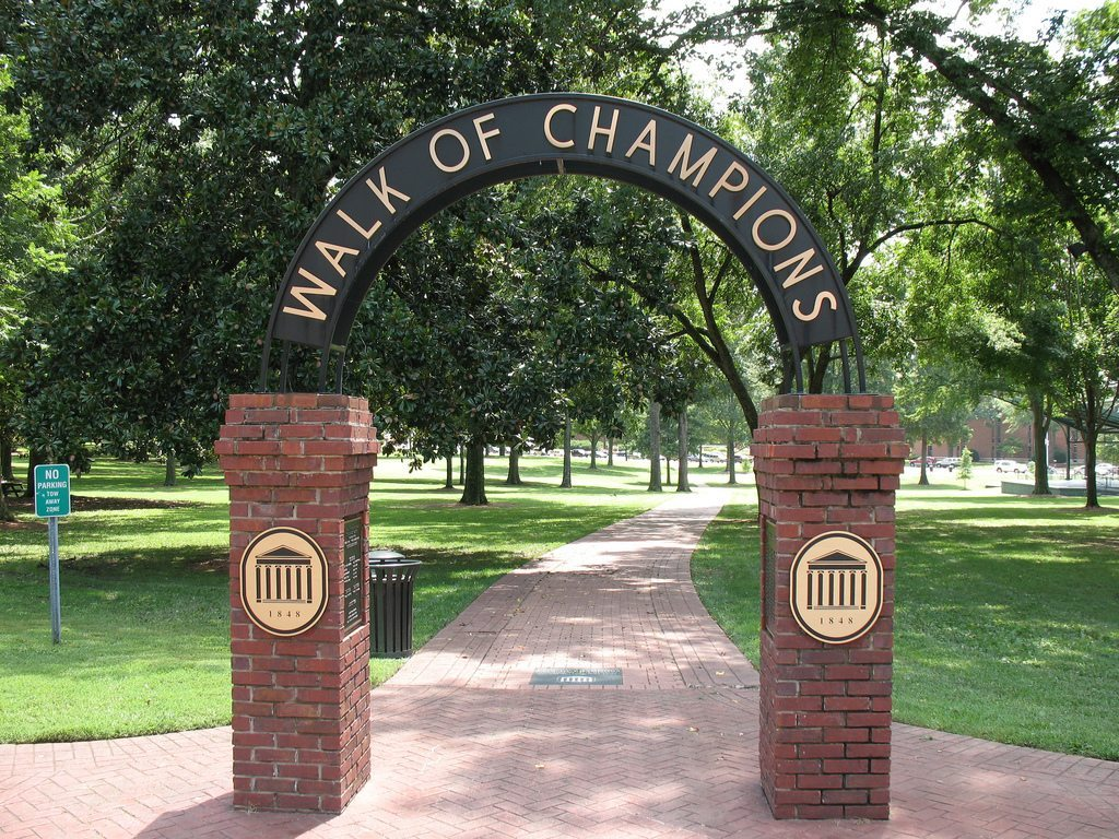 Ole_Miss_Walk_Of_Champions